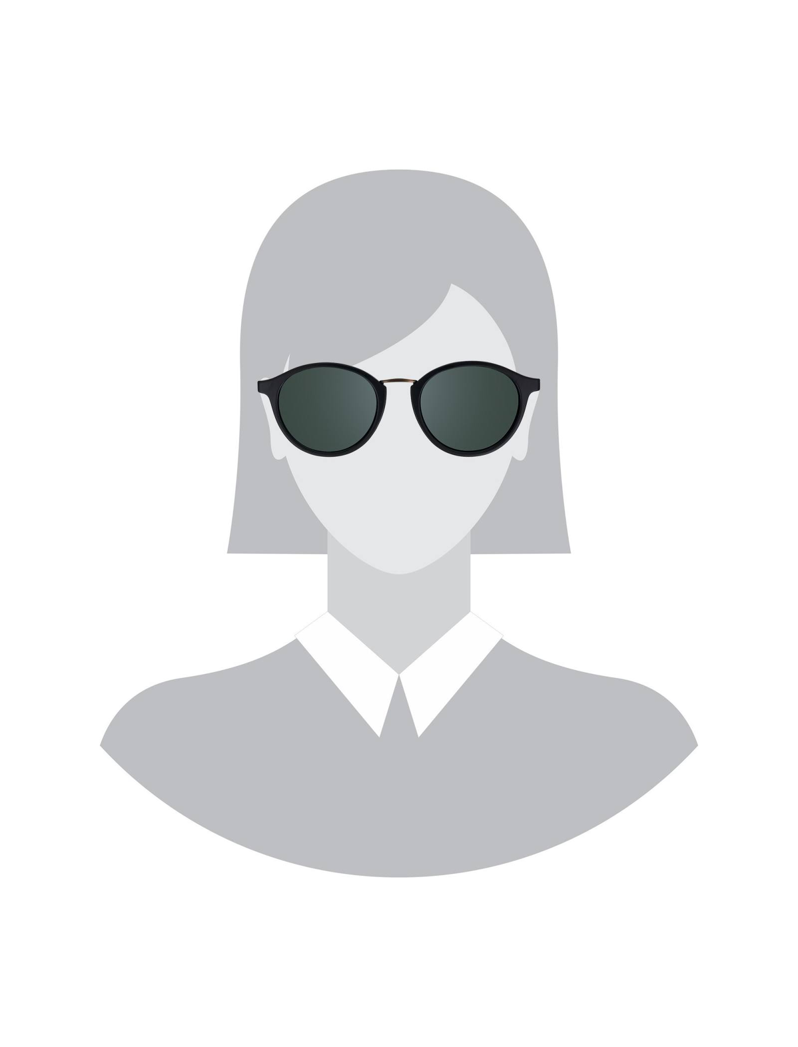 عینک آفتابی پنتوس زنانه - پپه جینز - مشکي        - 5