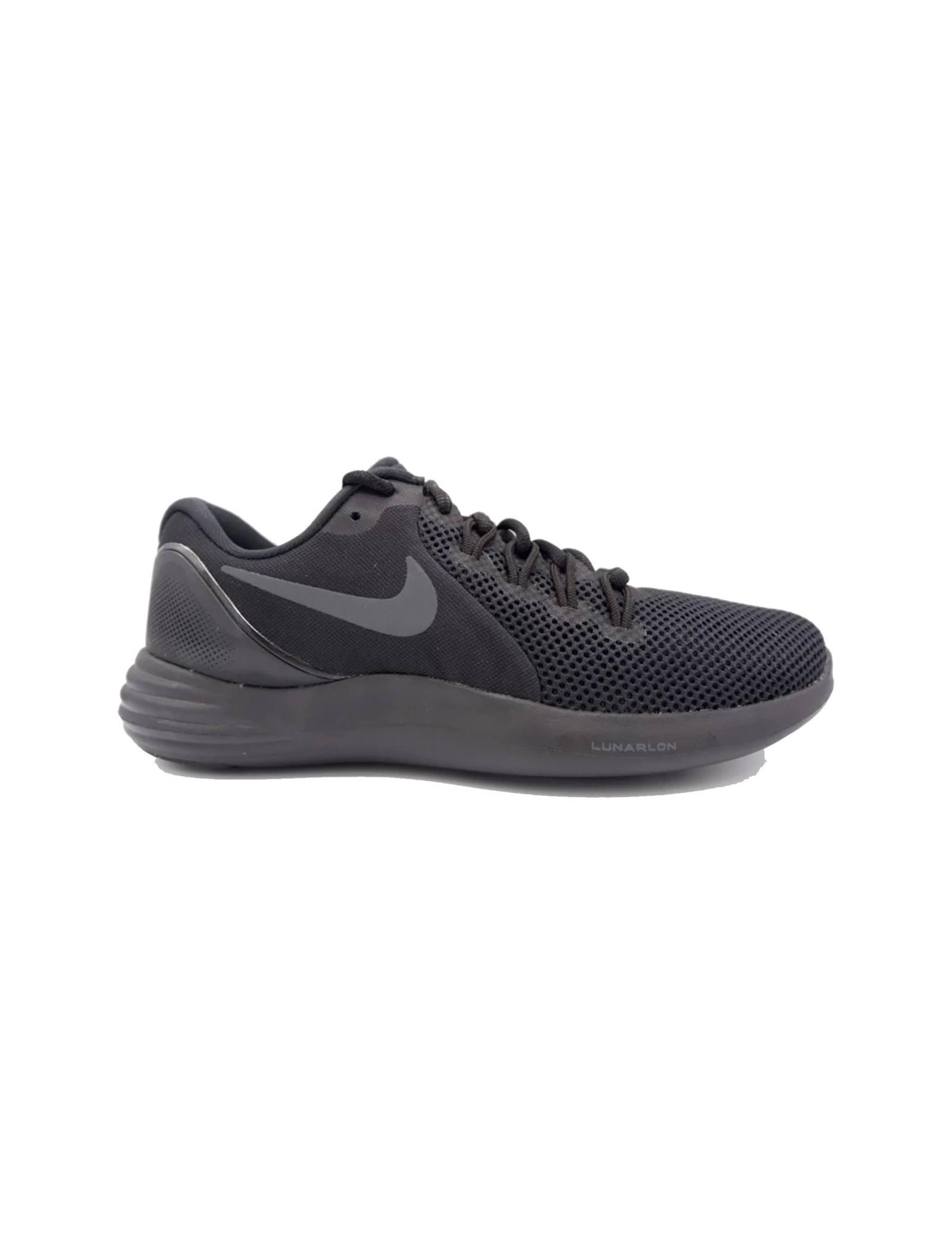 کفش دویدن بندی مردانه Lunar Apparent - نایکی - مشکي - 1