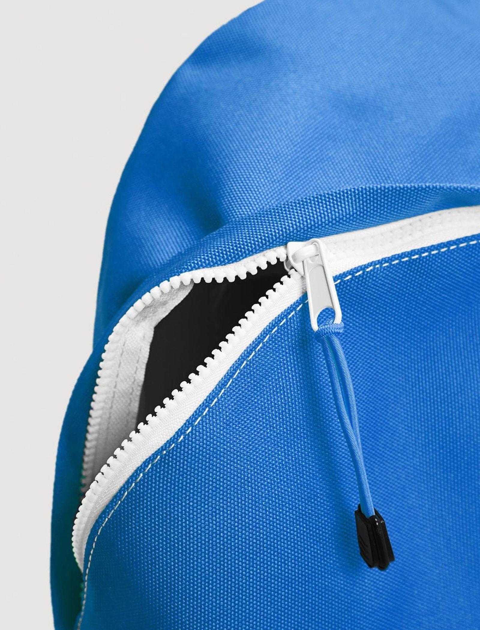 کوله پشتی روزمره مردانه - مانگو تک سایز - آبي  - 3