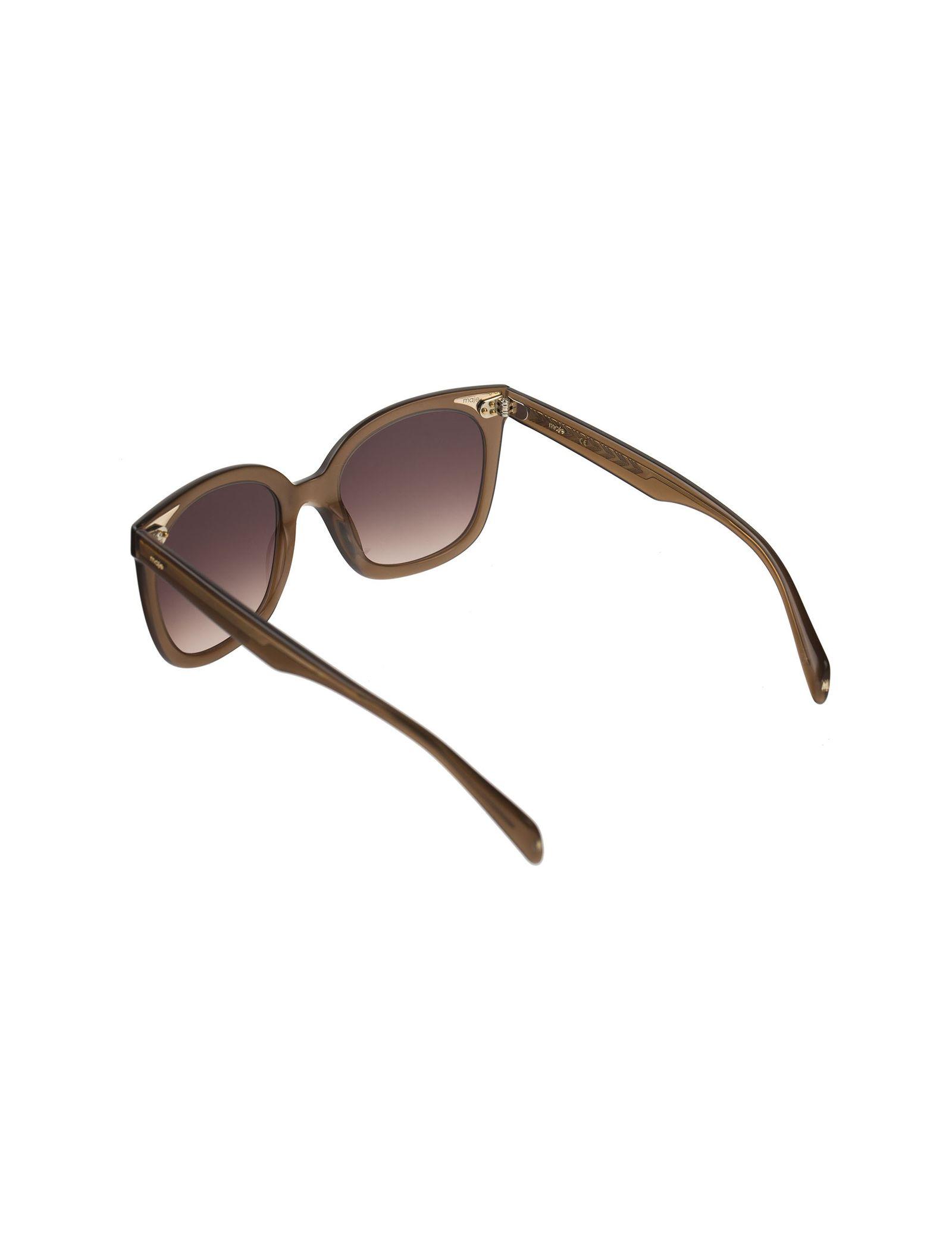 عینک آفتابی ویفرر زنانه - ماژ - قهوه اي - 4