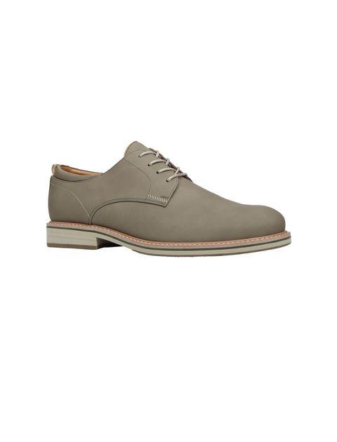 کفش اداری مردانه - کرم طوسي - 1