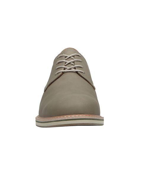 کفش اداری مردانه - کرم طوسي - 2