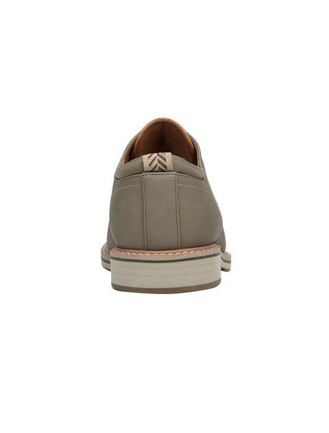 کفش اداری مردانه - کرم طوسي - 3