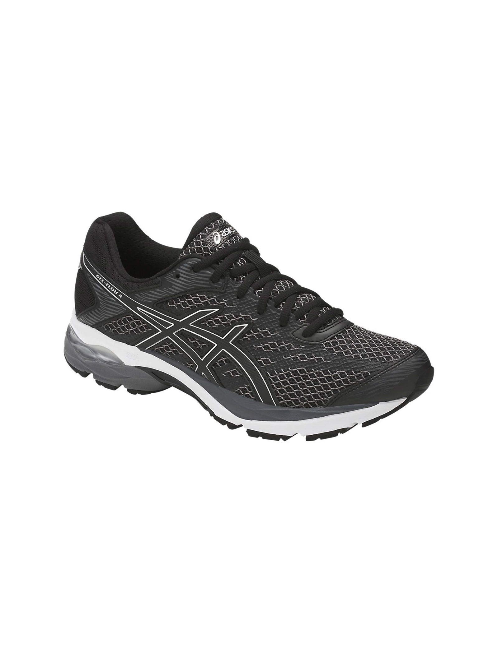 کفش دویدن بندی مردانه GEL-FLUX 4 - اسیکس - مشکي - 5