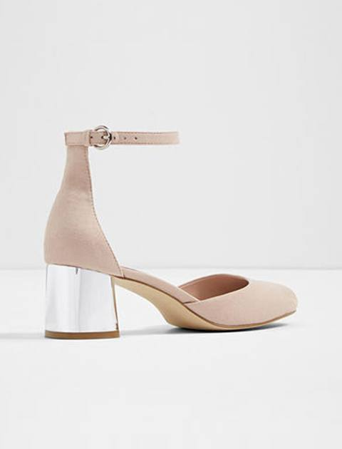 کفش پاشنه دار زنانه - آلدو - صورتي - 2
