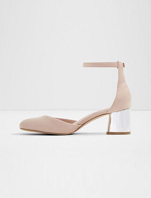 کفش پاشنه دار زنانه - آلدو - صورتي - 3