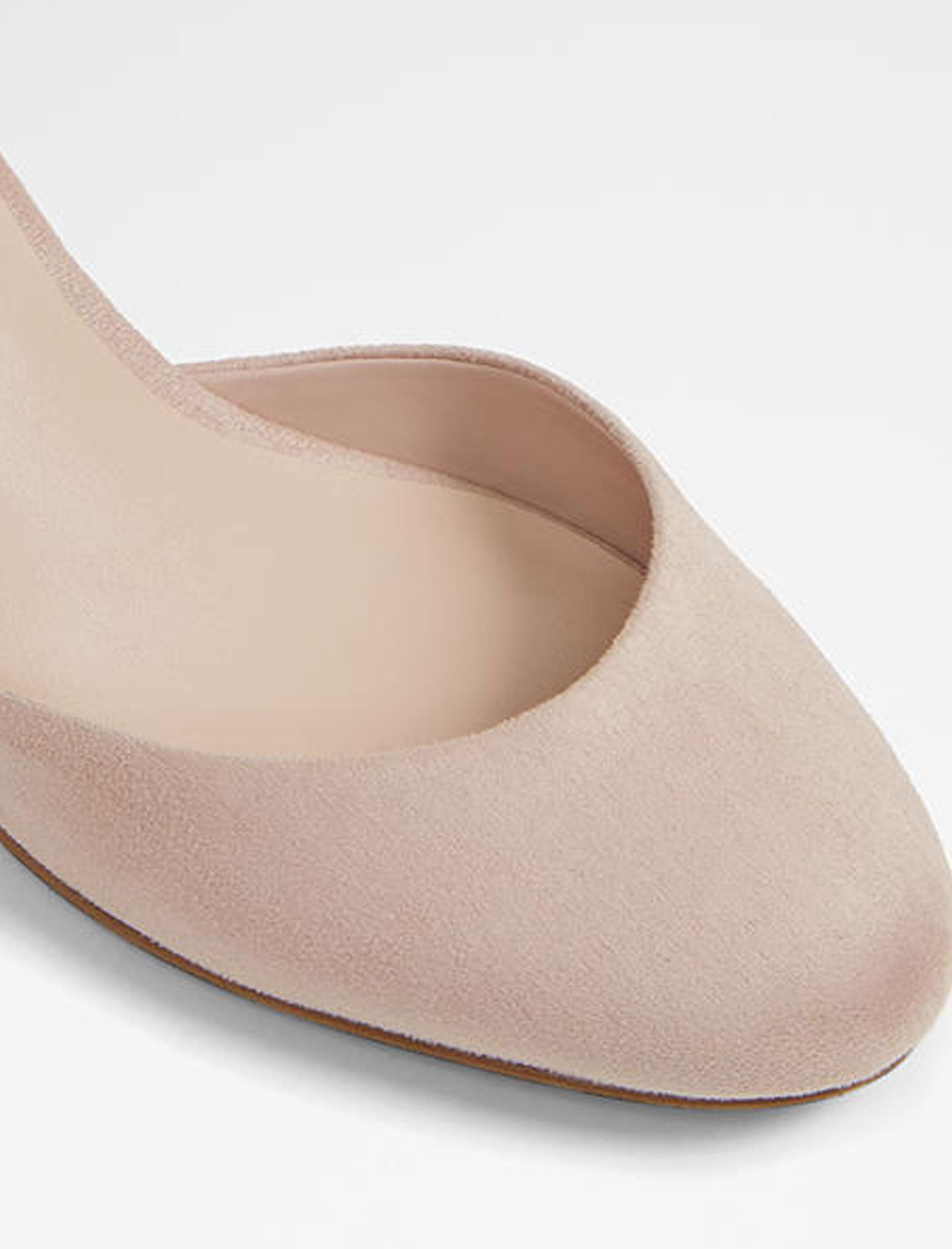 کفش پاشنه دار زنانه - آلدو - صورتي - 4