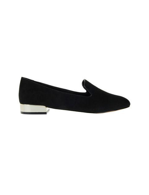 کفش پاشنه دار زنانه - مشکي - 1