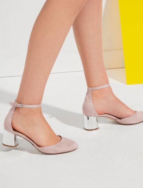 کفش پاشنه دار زنانه - آلدو - صورتي - 5