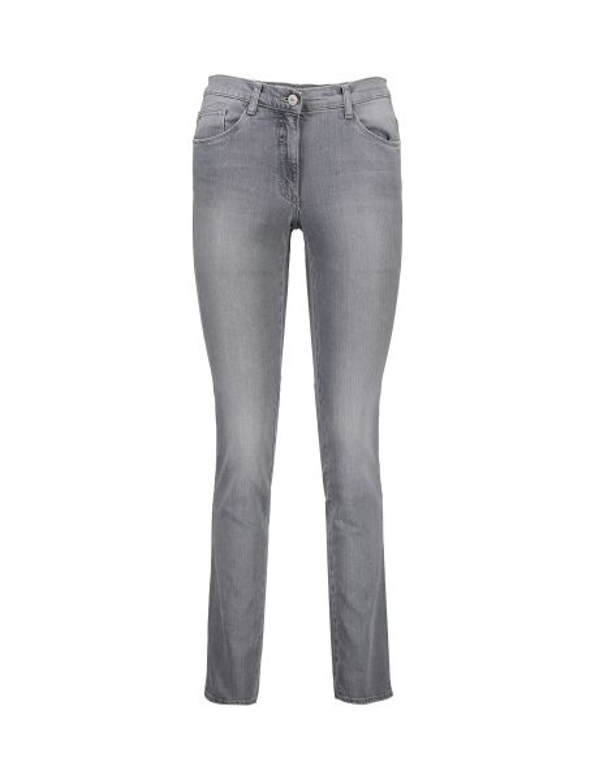 شلوار جین راسته زنانه BX-MARY - برکس