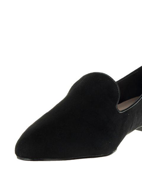 کفش پاشنه دار زنانه - مشکي - 3