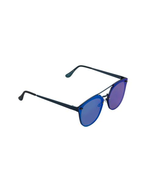 عینک آفتابی ویفرر مردانه - آبي     - 2