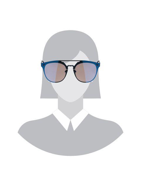 عینک آفتابی ویفرر مردانه - آبي     - 7