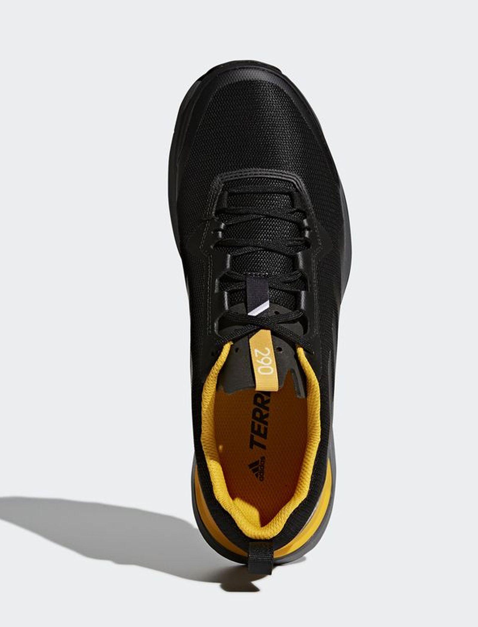 کفش طبیعت گردی بندی مردانه Terrex CMTK - آدیداس - مشکي و نارنجي - 2