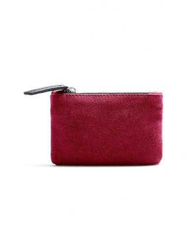 کیف جیر پول زیپ دار زنانه