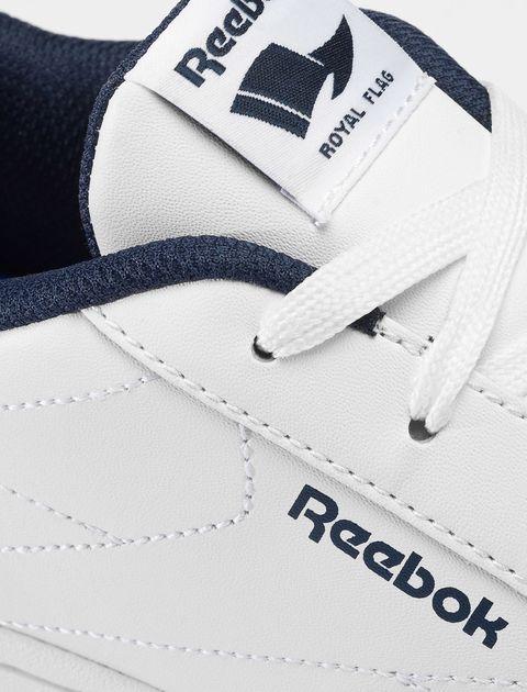 کفش تنیس بندی پسرانه Royal flag - سفيد - 5