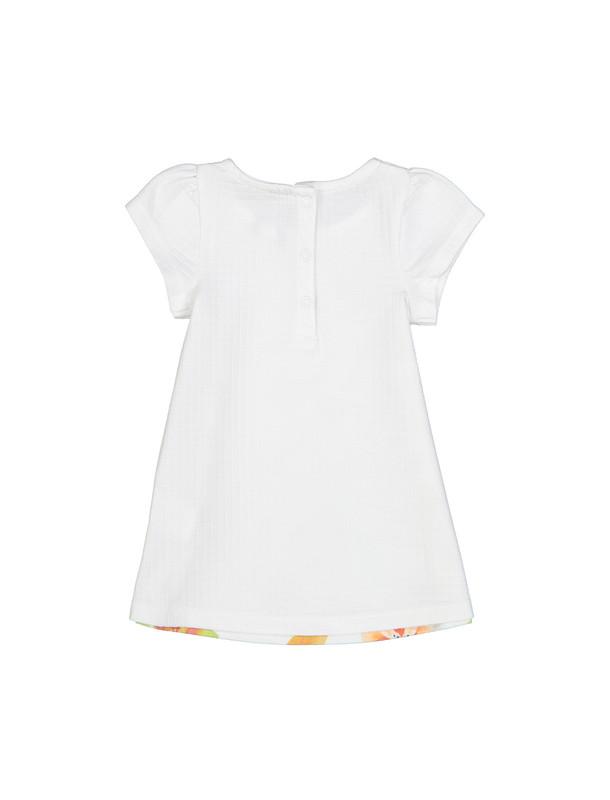 پیراهن نخی نوزادی دخترانه - ارکسترا