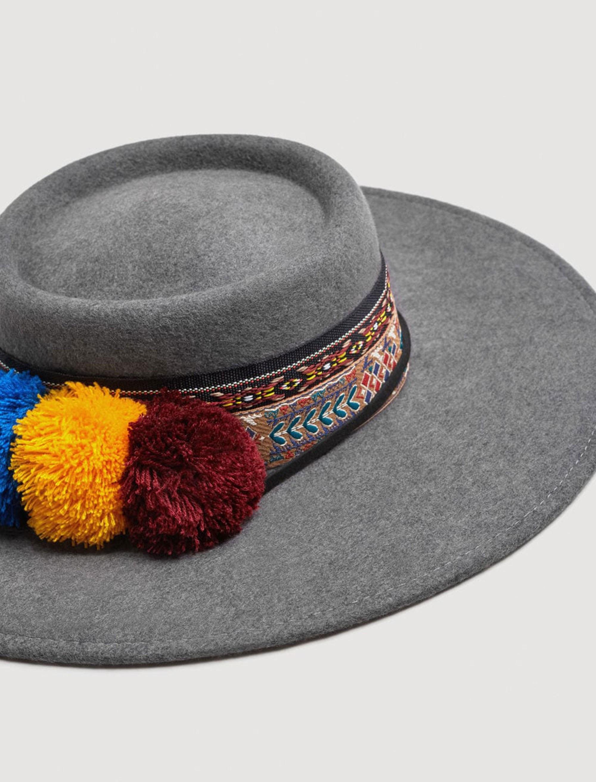 کلاه بوتر پشمی زنانه