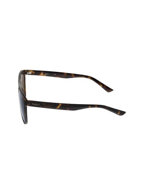 عینک آفتابی خلبانی مردانه - قهوه اي        - 3