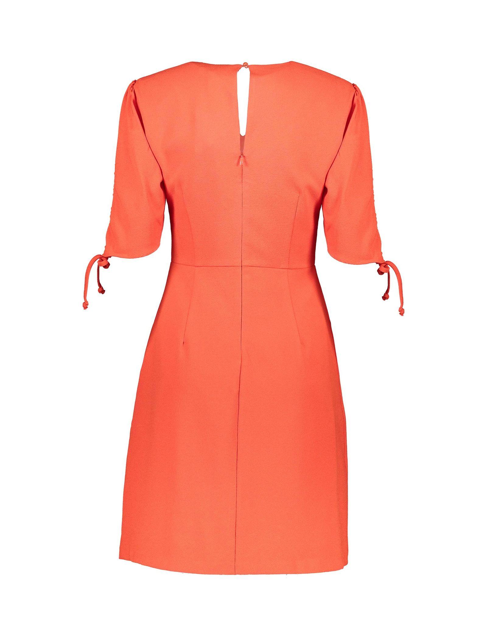 پیراهن کوتاه زنانه - کوتون - قرمز - 2