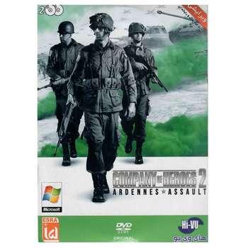 بازی Company Of Heroes 2 مخصوص کامپیوتر