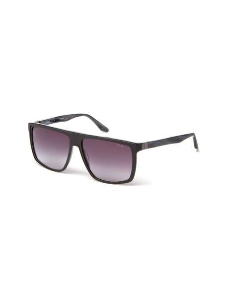 عینک آفتابی مربعی مردانه - مشکي - 1