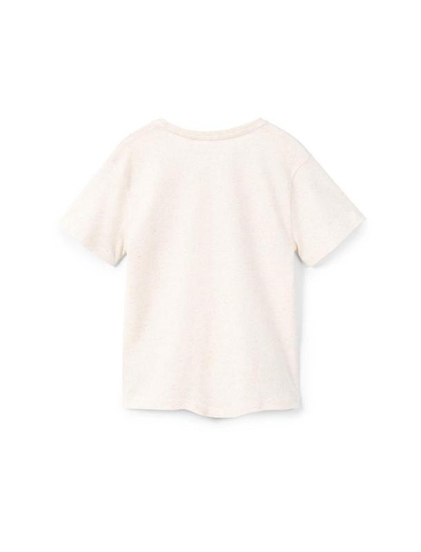 تی شرت نخی یقه گرد پسرانه - مانگو