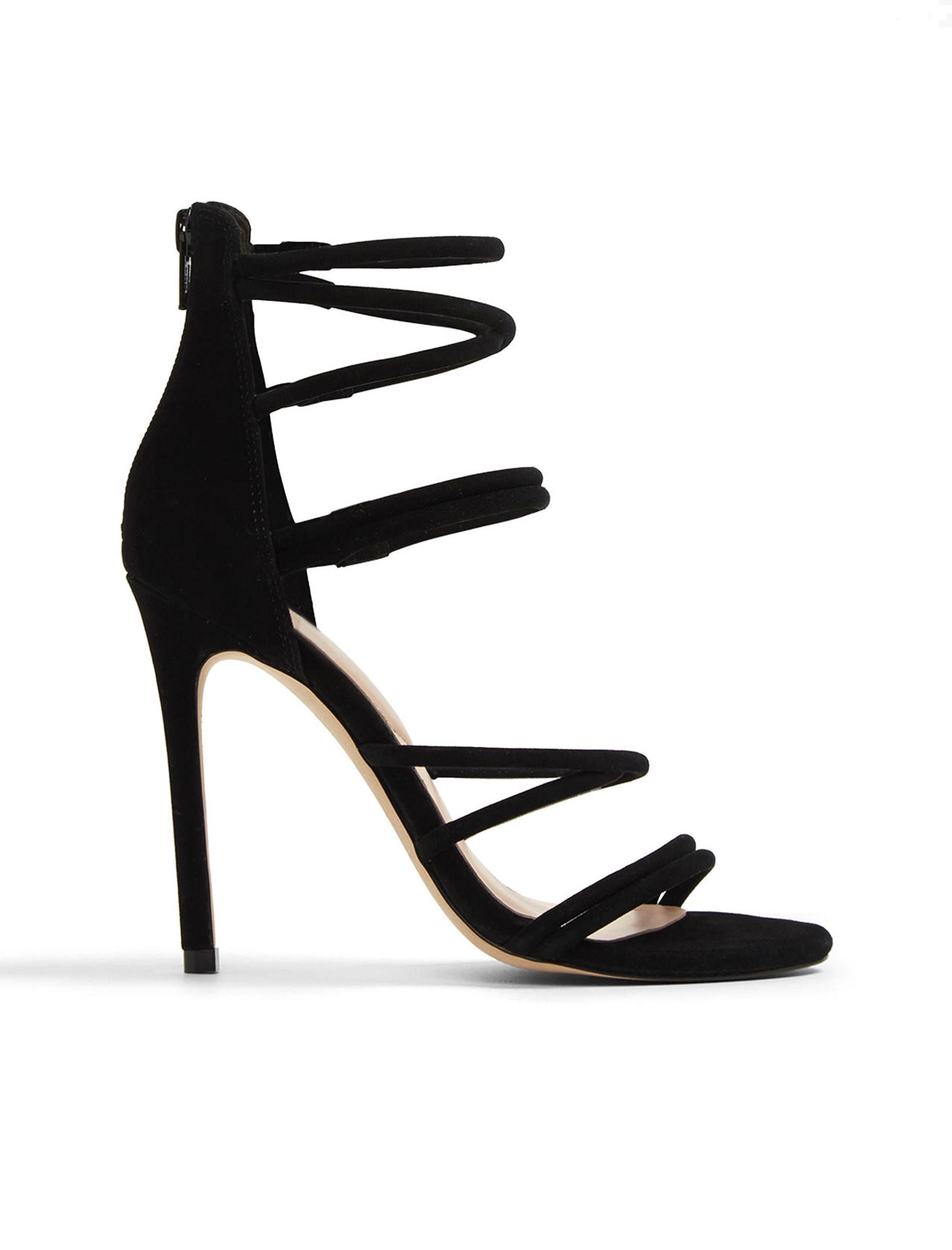 کفش پاشنه بلند جیر زنانه - آلدو