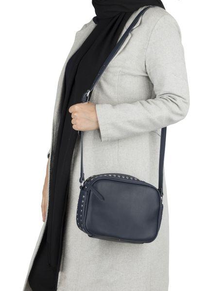 کیف دوشی روزمره زنانه - سرمه اي  - 7