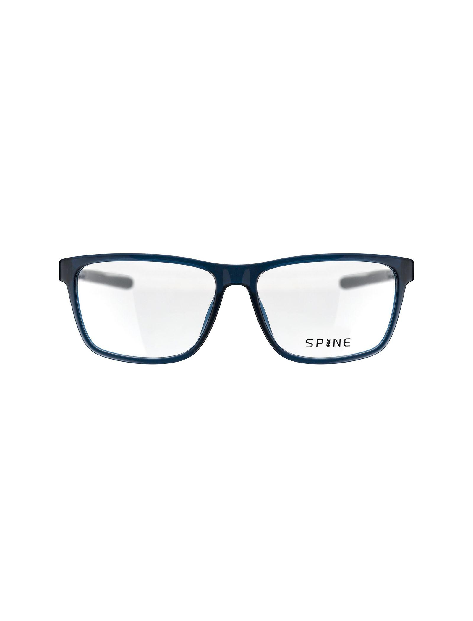 عینک طبی ویفرر زنانه - اسپاین - سرمه اي - 1