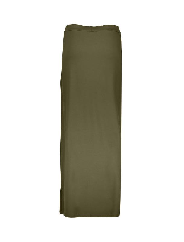 دامن ویسکوز بلند  زنانه