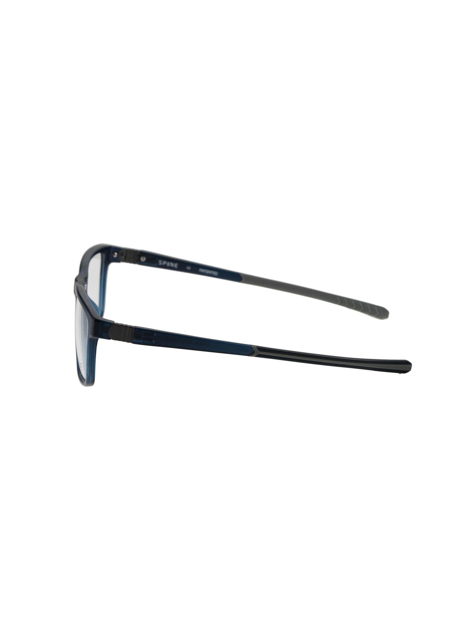 عینک طبی ویفرر زنانه - اسپاین - سرمه اي - 3