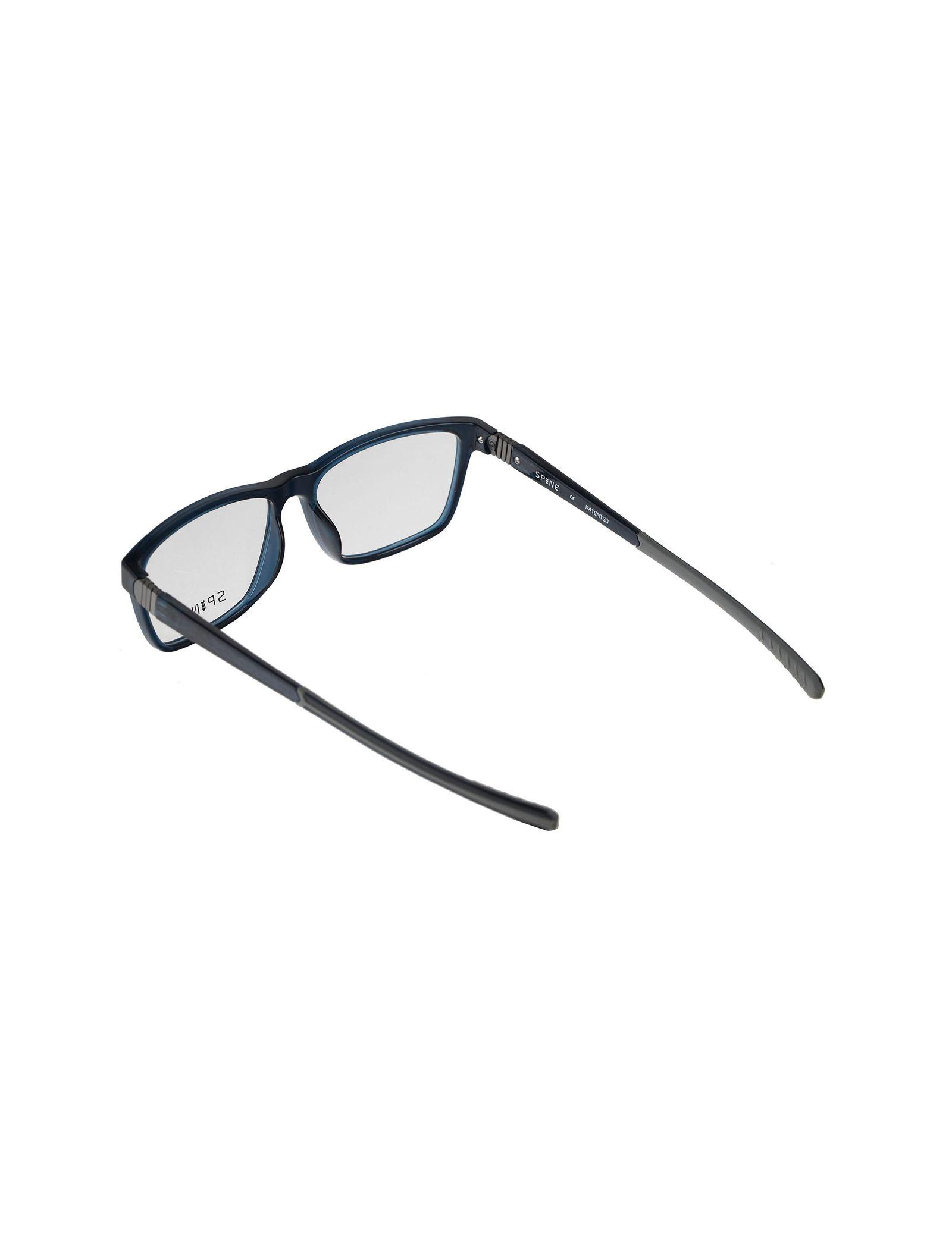 عینک طبی ویفرر زنانه - اسپاین - سرمه اي - 4