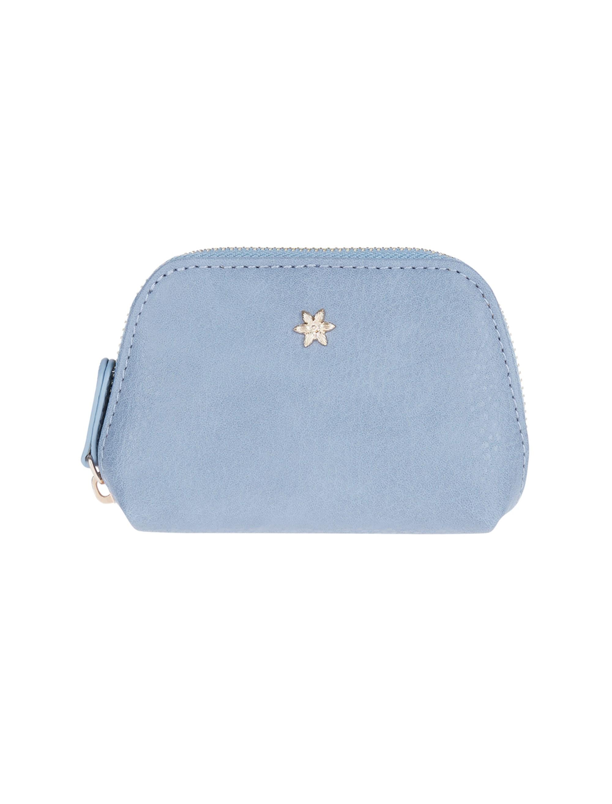 کیف سکه زیپ دار زنانه Flower Charm