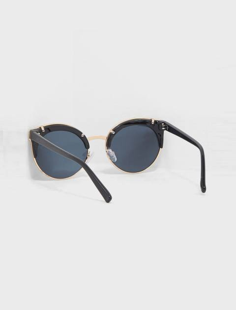 عینک آفتابی پنتوس زنانه - مشکي - 2