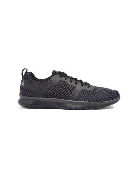 کفش دویدن بندی مردانه - ریباک - مشکي - 1