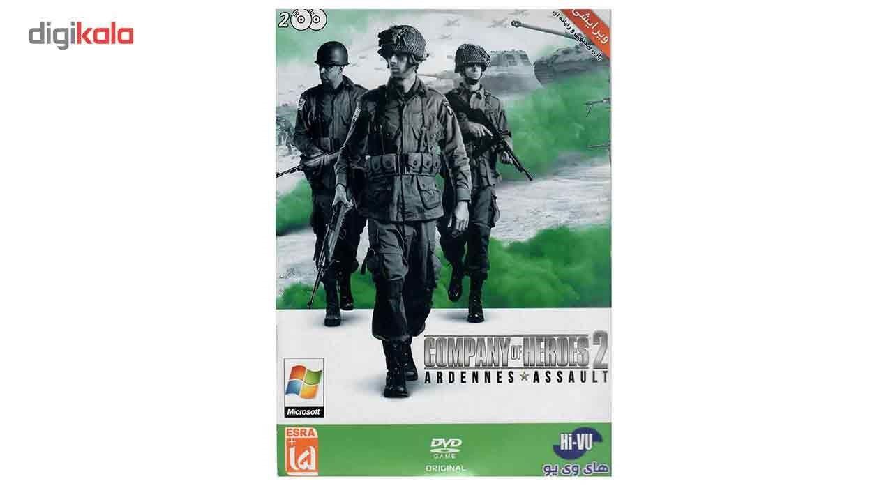 بازی Company Of Heroes 2 مخصوص کامپیوتر main 1 2