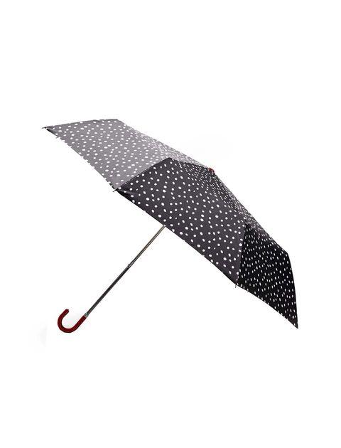 چتر تاشو زنانه - مشکي  - 1