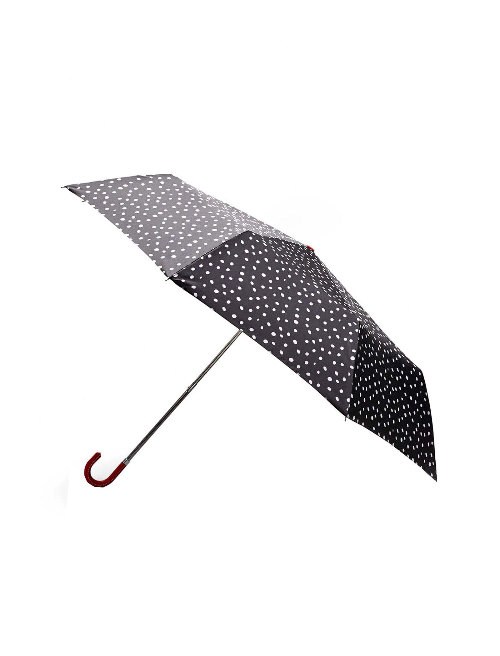چتر تاشو زنانه - مانگو - مشکي  - 1