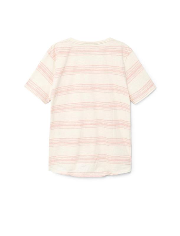 تی شرت نخی آستین کوتاه پسرانه - مانگو
