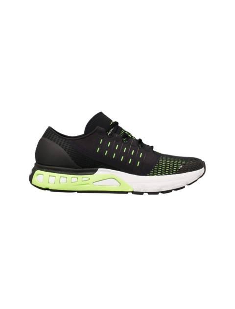 کفش دویدن بندی مردانه SpeedForm Europa - مشکي/سبز فسفري - 1