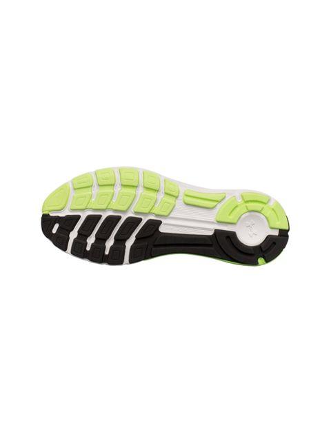 کفش دویدن بندی مردانه SpeedForm Europa - مشکي/سبز فسفري - 2