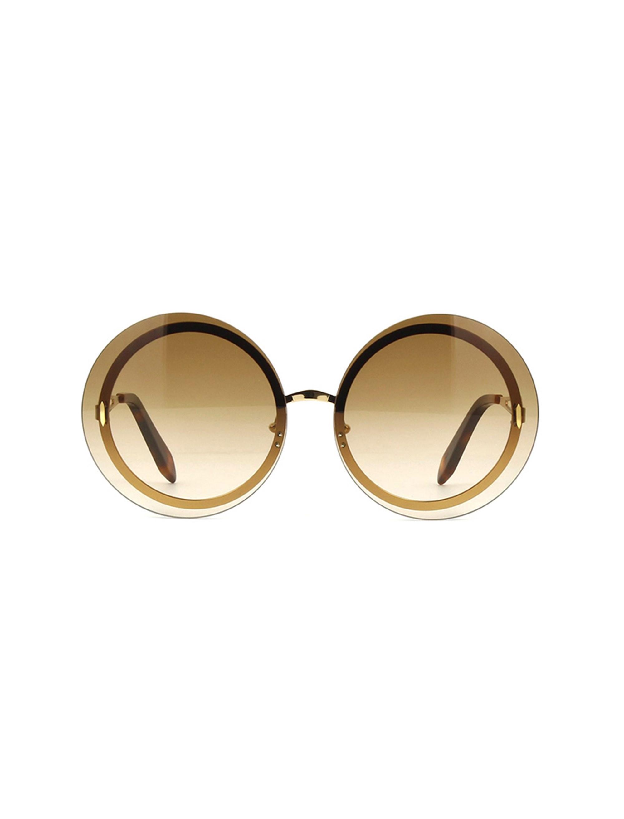 عینک آفتابی گرد زنانه - ویکتوریا بکهام