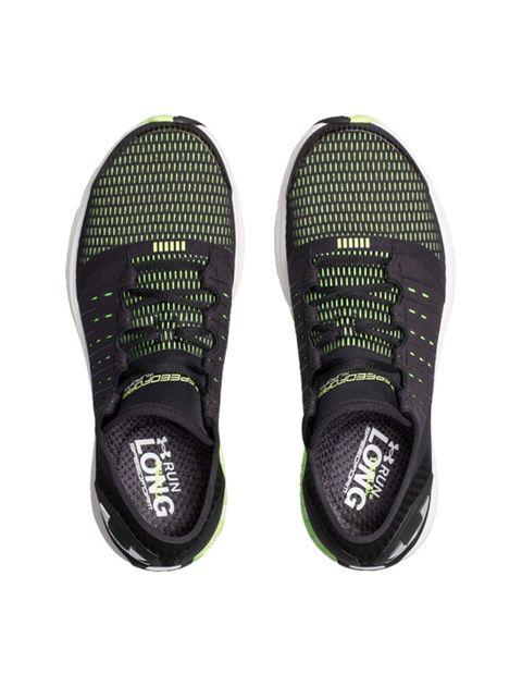 کفش دویدن بندی مردانه SpeedForm Europa - مشکي/سبز فسفري - 5