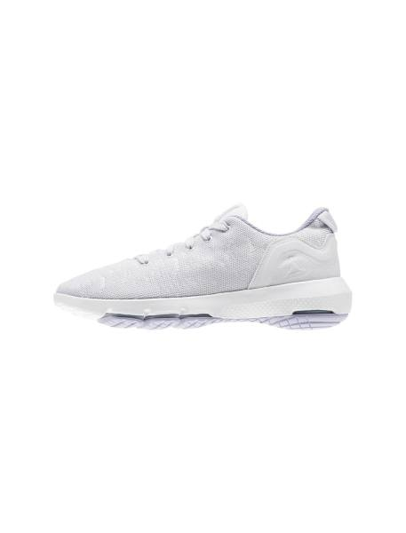 کفش پیاده روی بندی زنانه - سفيد - 2