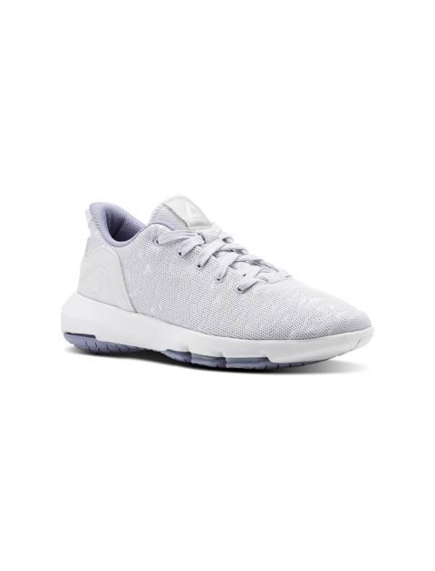 کفش پیاده روی بندی زنانه - سفيد - 4