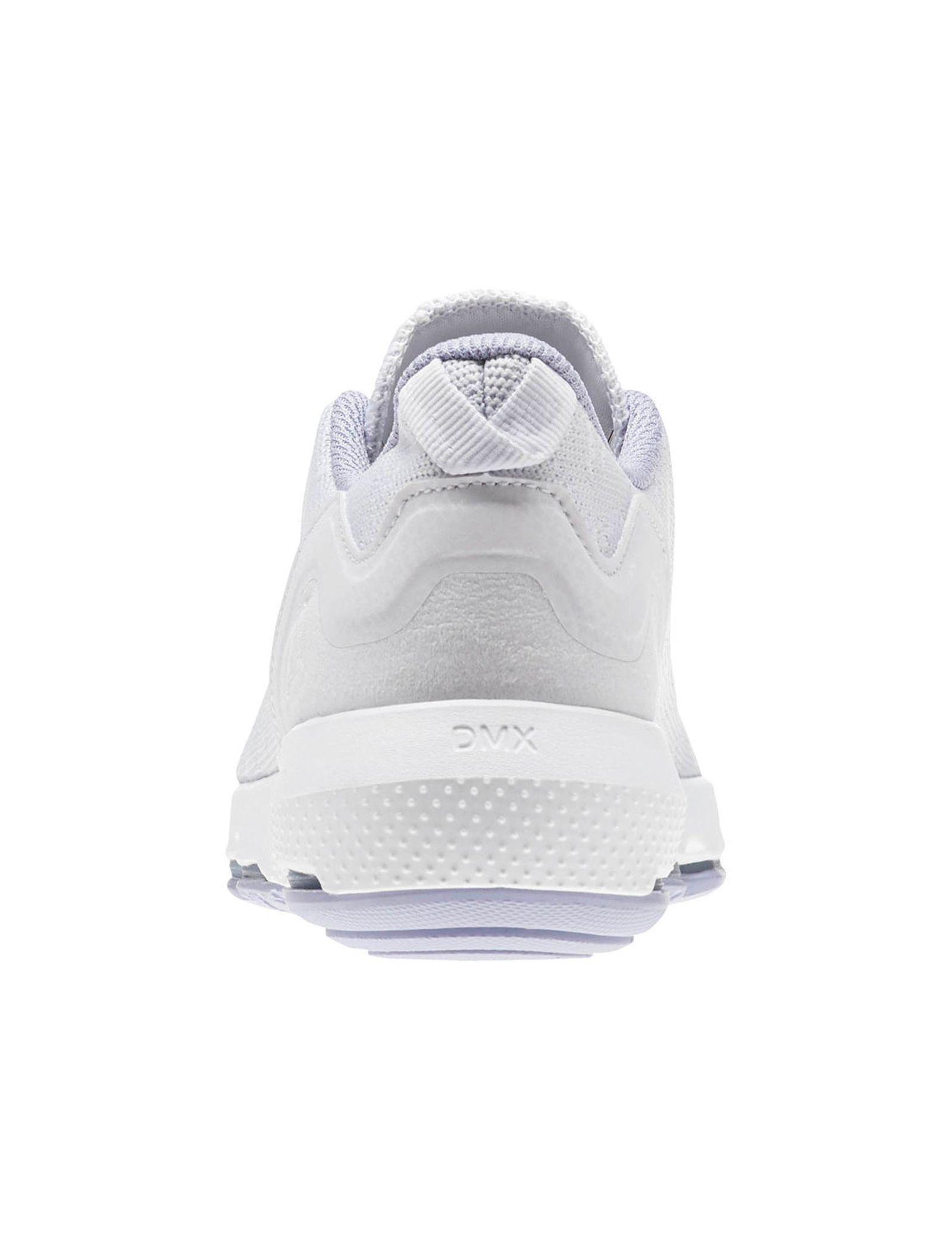 کفش پیاده روی بندی زنانه - ریباک - سفيد - 5
