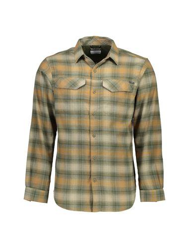 پیراهن آستین بلند مردانه  Silver Ridge Flannel - کلمبیا