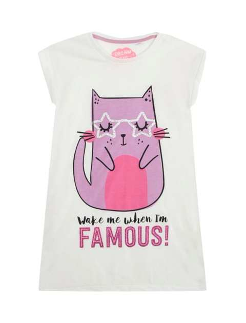 تی شرت یقه گرد دخترانه - بلوزو