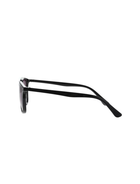 عینک آفتابی مربعی زنانه - مشکي - 2